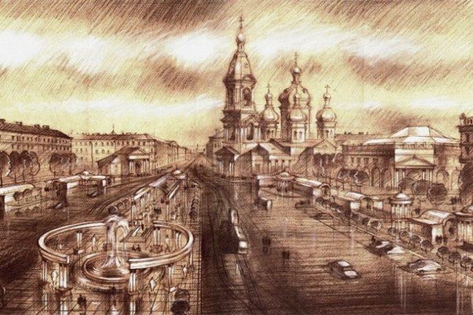 Курс академического рисунка в ХУдожественной школе Пальмира Арт