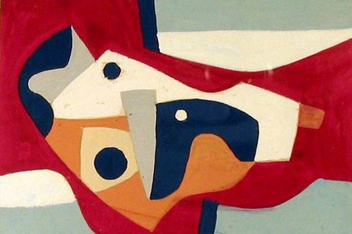 Абстрактная живопись в ХУдожественной школе Пальмира Арт