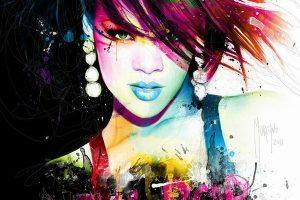 Живопись акриловыми красками