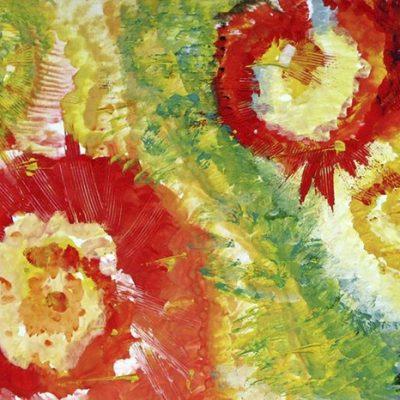 Цветоведение и композиция в Художественной школе Пальмира Арт