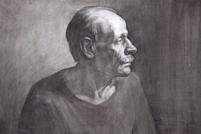 Портрет с нуля в ХУдожественной школе Пальмира Арт