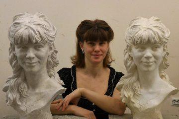 Основы скульптуры в Художественной школе Пальмира Арт