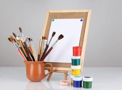 Обучение живописи как творческий процесс
