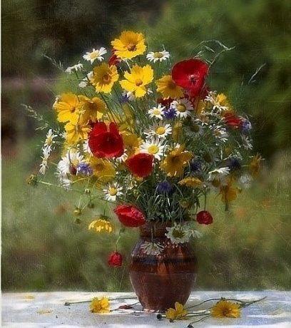 3. «Букет цветов»