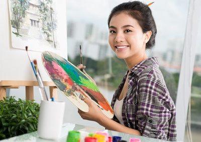Уроки рисования для взрослых, или Учиться рисовать никогда не поздно!