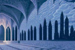 Мастер-класс «Роб Гонсалвес - магический реализм»
