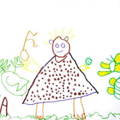 О чем говорит рисунок ребенка?