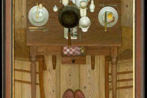 Курс оптической иллюзии по картинам художника Kenne Gregoire