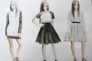 Основы рисунка для модельеров