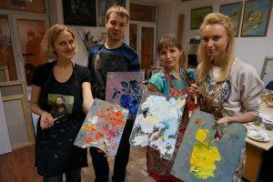Арт-терапия – лечение искусством