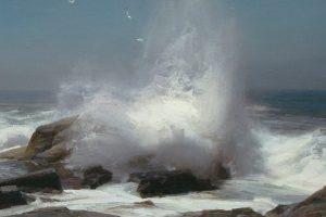 Мастер-класс по масляной живописи «Морская стихия Руо Ли»