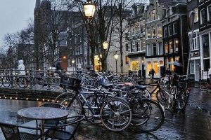 Мастер-класс по масляной живописи «Амстердам»