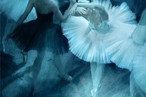 Мастер-класс по масляной живописи «Балет по мотивам фотографий Марка Олича»