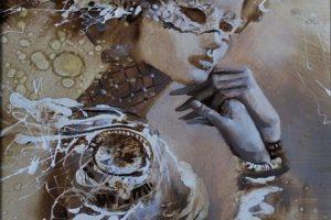 Мастер-класс по масляной живописи «Венецианский карнавал»