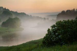 Мастер-класс по масляной живописи «Равнинный пейзаж по мотивам фотографий Юрия Овчинникова»