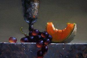 Мастер-класс по масляной живописи «Светящиеся натюрморты David Cheifetz»