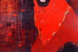 Мастер-класс по масляной живописи «Незнакомка в красном»