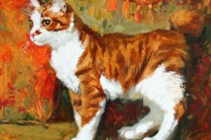 Мастер-класс по масляной живописи «Цветы по мотивам работ Марии Павловой»