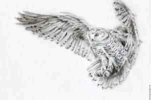 Мастер-класс по масляной живописи «Рисуем сову»