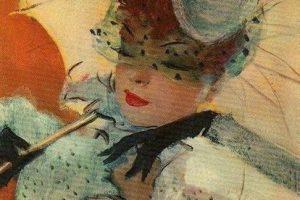 Мастер-класс по масляной живописи «Очаровательные кокетки»