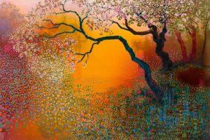Мастер-класс по масляной живописи «Следуя за светом, пейзажи Тона Добелдама»