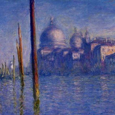 Мастер-класс по масляной живописи «Фиолетовая гамма по мотивам работ Клода Моне» состоится 01.11.2020