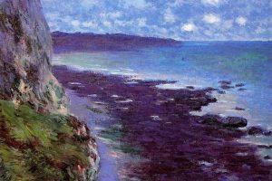 Мастер-класс по масляной живописи «Фиолетовая гамма по мотивам работ Клода Моне»