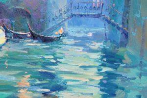 Мастер-класс по масляной живописи «Венеция»