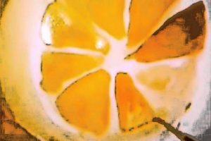 Мастер-класс по масляной живописи «Фрукты мастихином»