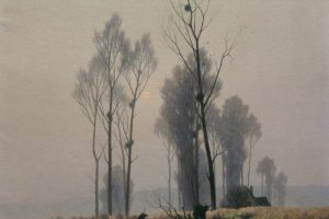 Мастер-класс по масляной живописи «Лирические пейзажи по мотивам работ А.Л. Якоба»