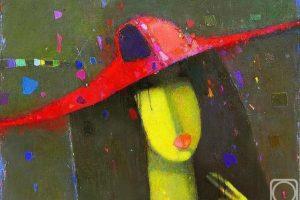 Мастер-класс по масляной живописи «Женщина в шляпе»