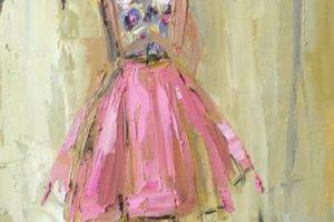 Мастер-класс по масляной живописи «Девушки под зонтом»