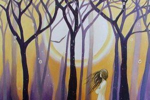 Мастер-класс по масляной живописи «Волшебный мир по мотивам работ Аманды Кларк»