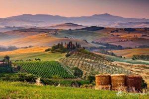 Мастер-класс по масляной живописи «Завораживающие пейзажи Тосканы»