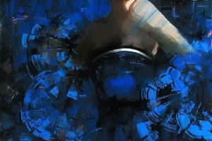 Мастер-класс по масляной живописи «Женский образ по мотивам работ Irene Sheri»