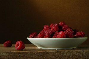 Мастер-класс по масляной живописи «Красные ягоды»
