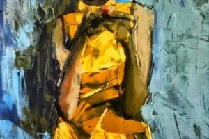 Мастер-класс по масляной живописи «Красавицы по мотивам работ Фанни Нушка Морэ»