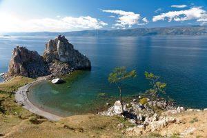 Мастер-класс по масляной живописи «Озеро Байкал»