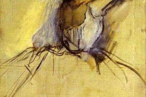 Мастер-класс по масляной живописи «Балерины по мотивам работ Эдгара Дега»