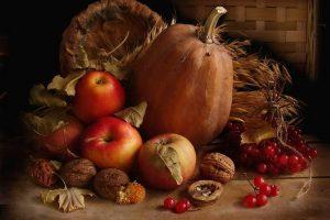 Мастер-класс по масляной живописи «Осенний натюрморт»
