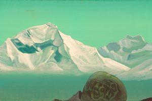 Мастер-класс по масляной живописи «Горы по мотивам работ Н.К. Рериха»