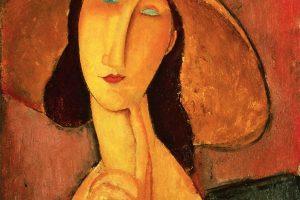 Мастер-класс по масляной живописи «Женский образ по мотивам работ Модильяни»