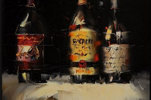 Мастер-класс по масляной живописи «Мужской натюрморт»