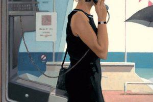 Мастер-класс по масляной живописи «Женщины, любовь и страсть в картинах Джека Веттриано»