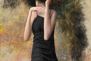 Мастер-класс по масляной живописи «Женский образ по мотивам работ Bogdan Prystrom»