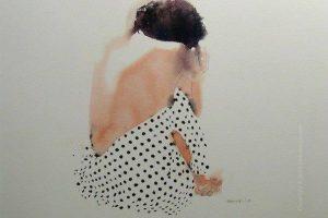 Мастер-класс по масляной живописи Женская фигура по мотивам работ Эндре Пеноваца (студия графики и акварели)