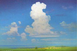 Мастер-класс по масляной живописи «Шедевры Архипа Куинджи»