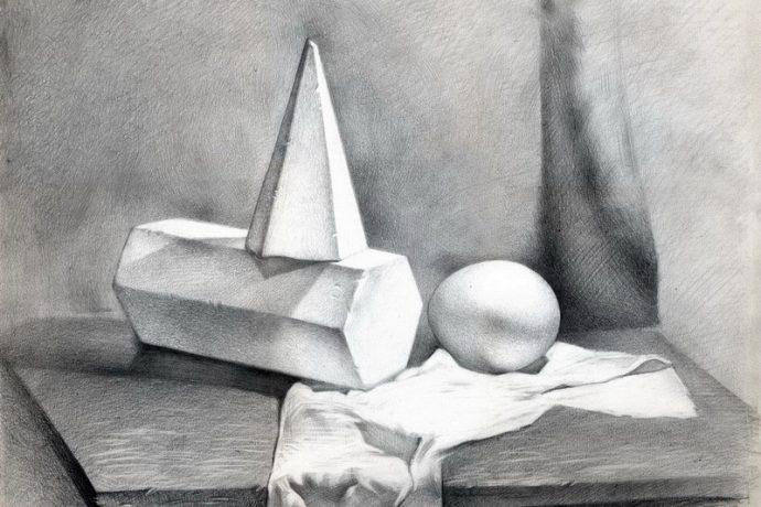 Рисунок, акварельная живопись в ХУдожественной школе Пальмира Арт