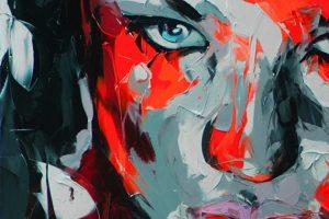 Мастер-класс по масляной живописи «Портрет по мотивам работ Франсуазы Нилли»