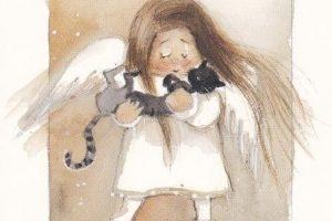 Мастер-класс по акварельной живописи «Ангелы акварелью»